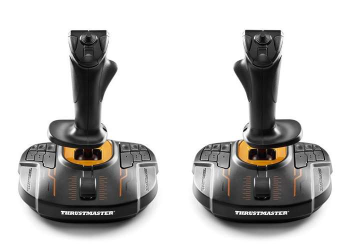 Thrustmaster Space Sim Duo Joysticks