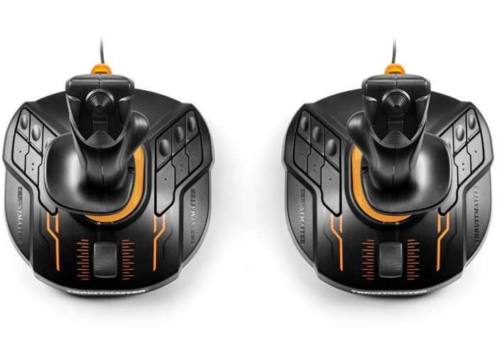Thrustmaster T.16000M FCS Space Sim Duo Joysticks