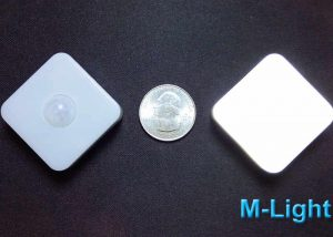 Tiny M-Light 3 Rechargeable Motion Sensor And Light