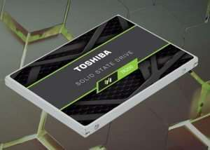 Toshiba TR200 Range Of Solid State Drives (SSD) Now Available