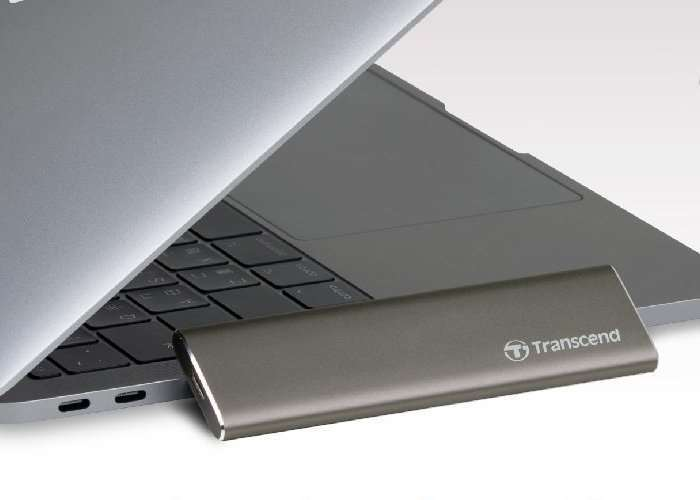Transcend 240GB StoreJet 600 External Storage For Mac