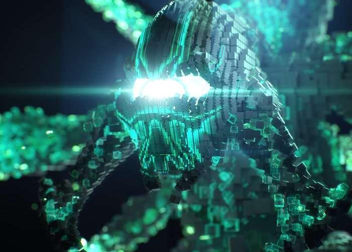VR Movie Enter The HuMachine