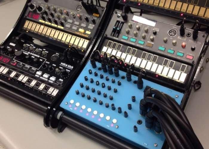 Vixen Mixer Hits Kickstarter