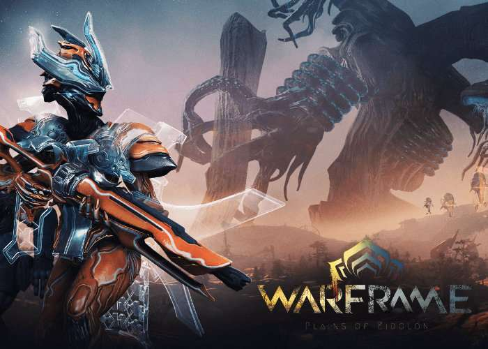 Warframe Plains of Eidolon Trailer