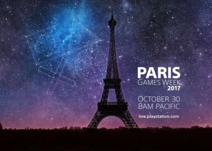 Watch PlayStation Live Paris Games Week 2017