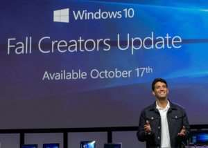 Download The Windows 10 Fall Creators Update Today