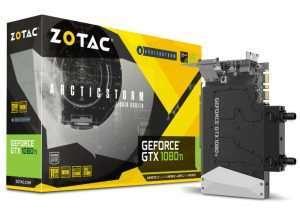 Worlds Smallest GeForce GTX 1080 Ti Graphics Card Unveiled, Zotac ArcticStorm Mini