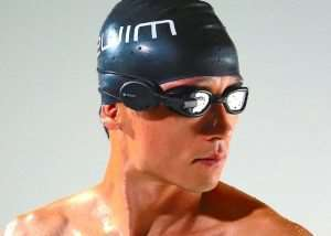 Zwim Smart Swimming Goggles With Integrated Display