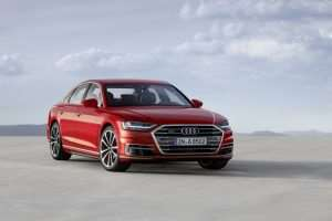 New Audi A8 Orders Start October 5th
