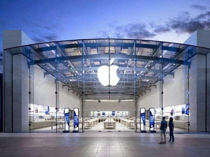 Apple Taxes