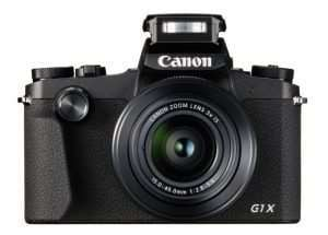 Canon PowerShot G1 X Mark III Gets Official