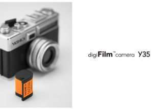 Unique digiFilm Camera By YASHICA Unveiled