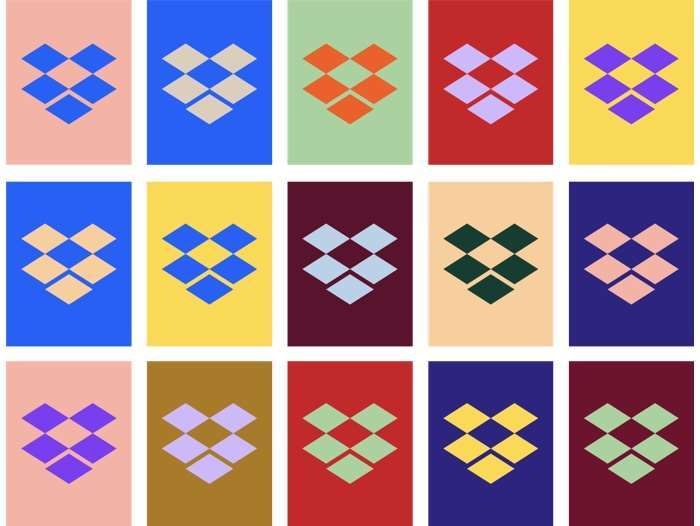 Dropbox rebranding places a focus on creativity