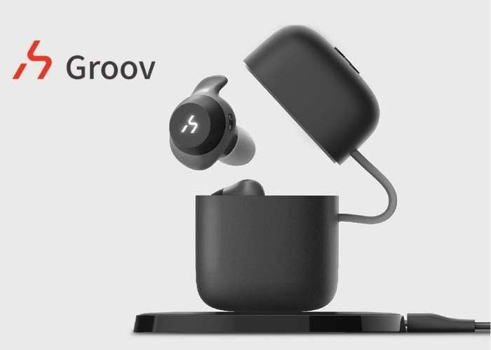 hGroov True Wireless Smart Earbuds