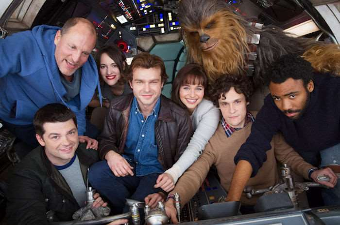 Han Solo 'Star Wars' film gets a title