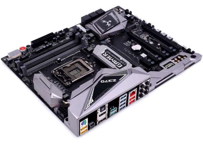iGame Z370 Vulcan X Motherboard