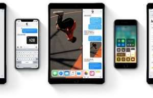 Apple Releases iOS 11.0.3 Software Update