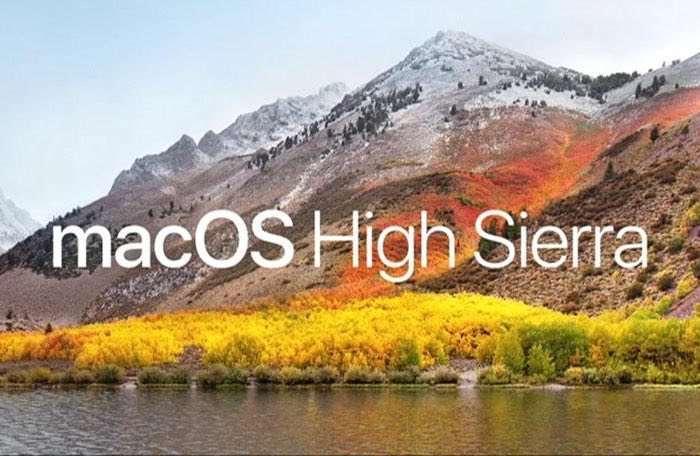 macOS High Sierra 10.3.1 Beta 2