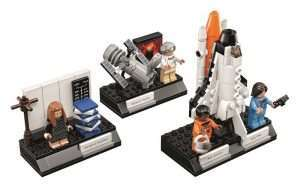 Women of NASA Lego set will be available on November 1st