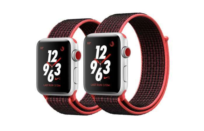 Nike+ Apple Watch Series 3
