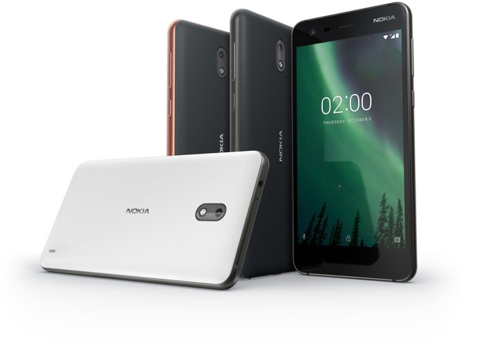Nokia 2 Entry Level Android Smartphone