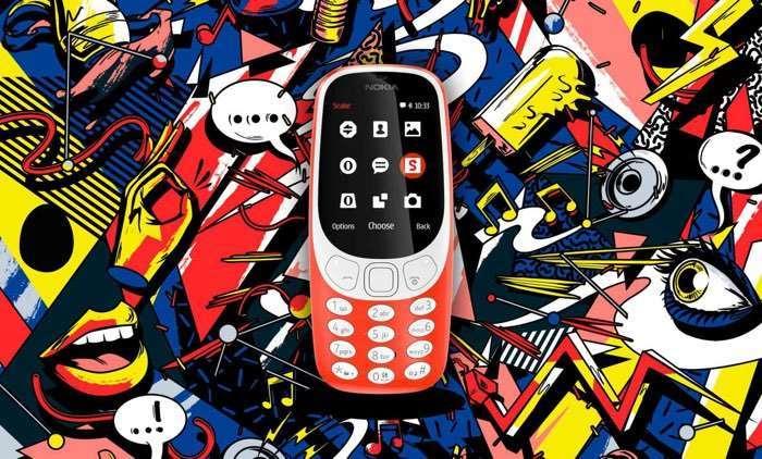 3G Nokia 3310
