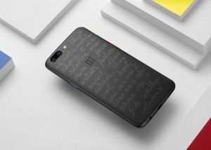 New OnePlus 5T Smartphone Leaked (Rumor)