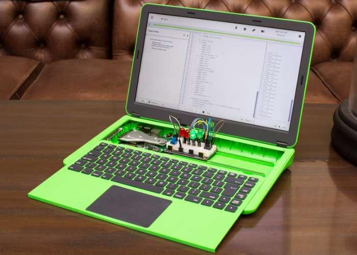pi-top modular laptop