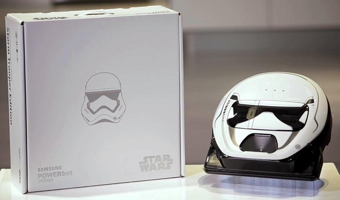 Samsung Star Wars POWERbot Robot Vacuum