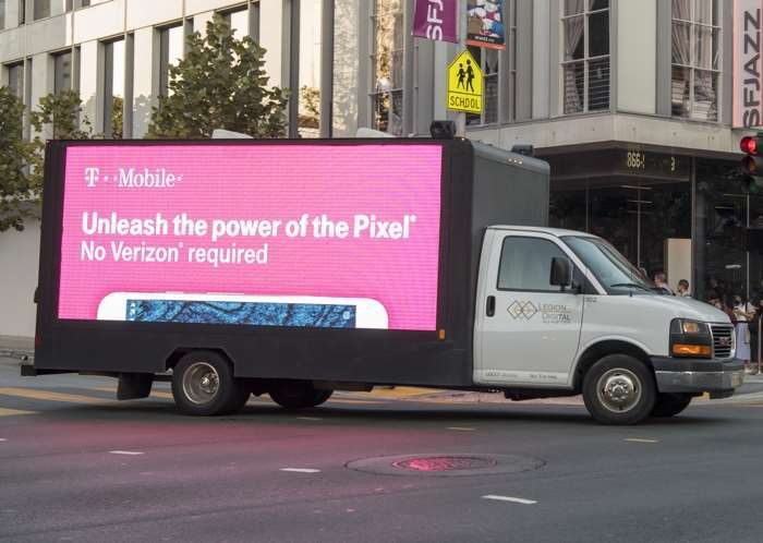 T-Mobile Google Pixel 2