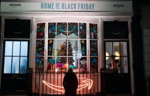 Amazon Launches 'Home of Black Friday' Pop Up Experience In London