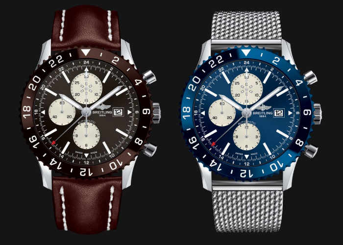 2017 Breitling Chronoliner Color Ceramic Watch