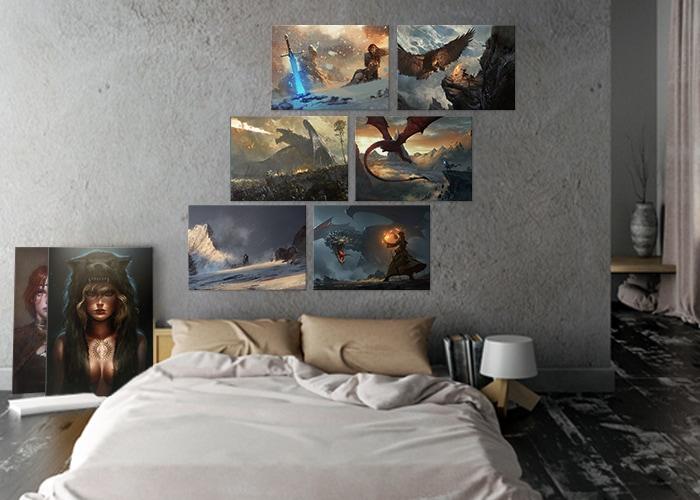 Fantasy by Grzegorz Rutkowski