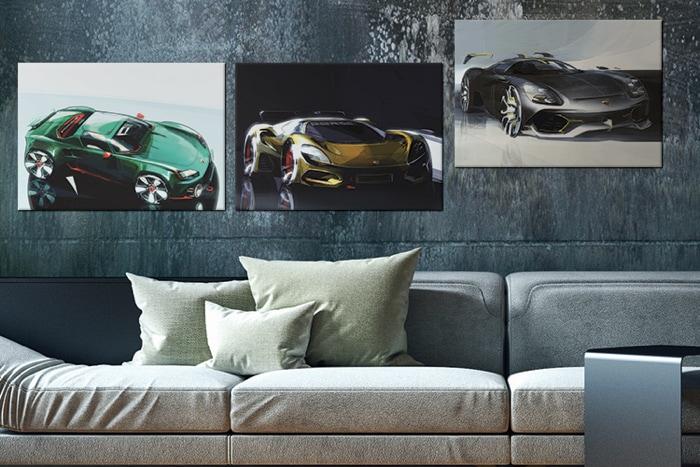 Car Design by Andrey Konopatov