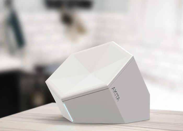 AKITA Smart Home System