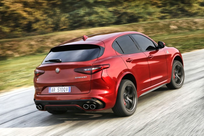 Alfa Romeo Stelvio Quadrifoglio Is Now Available To Buy Geeky Gadgets