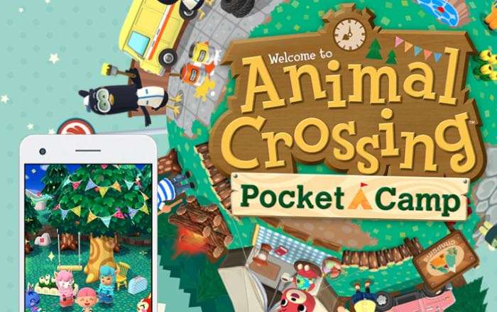 Animal Crossing Pocket Camp Lands This Week