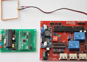 Arduino Compatible RFID Reader Module With EEPROM