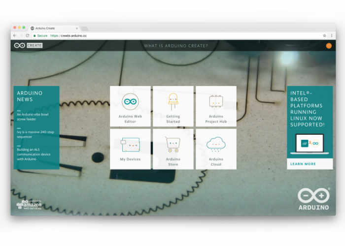 Arduino Create Now Supports Linux
