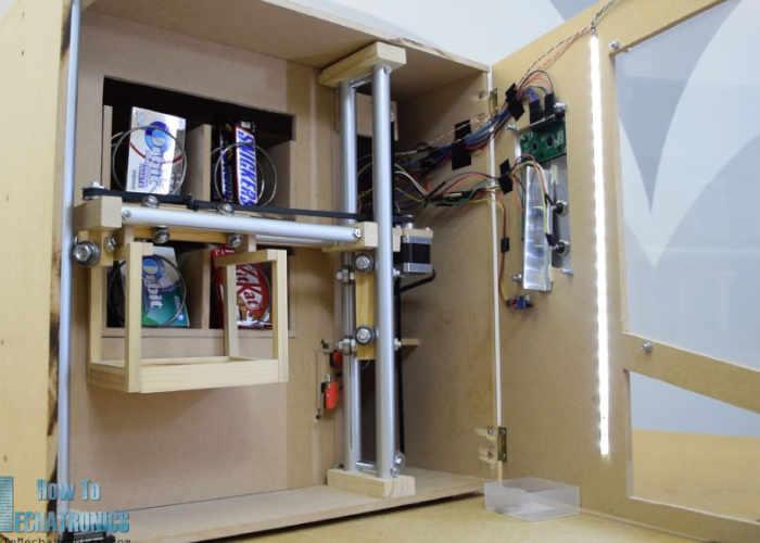 Arduino DIY Vending MachineThis