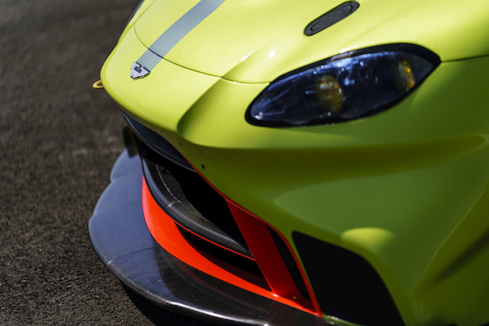 2018 Aston Martin Racing Vantage GTE
