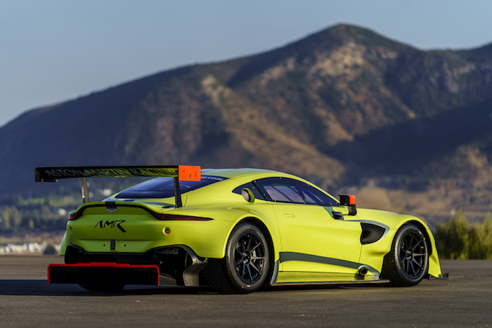 New 2018 Aston Martin Racing Vantage Gte Geeky Gadgets