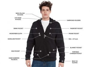 BauBax The World's Best Travel Sweatshirt for Men, Save 45%