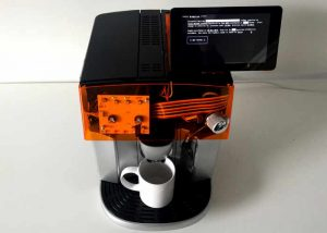 BitBarista Autonomous Corporation Coffee Machine Of The Future