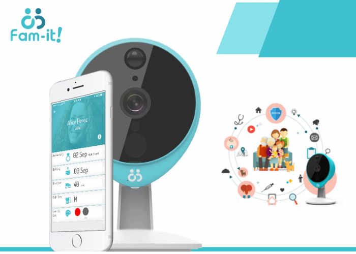 BoBo Social And Home Security Camera System