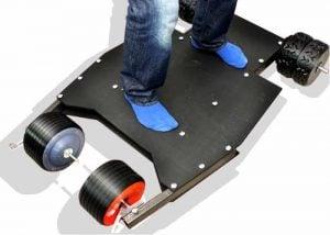 DIY Electric Skateboard Inspired By Batmobile