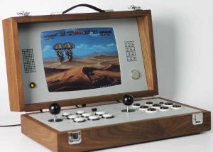 Cary42 Limited Edition Portable Games System €2,599