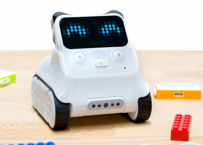 Codey Rocky Coding Robot
