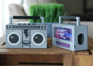 DIY Raspberry Pi Airplay Boombox