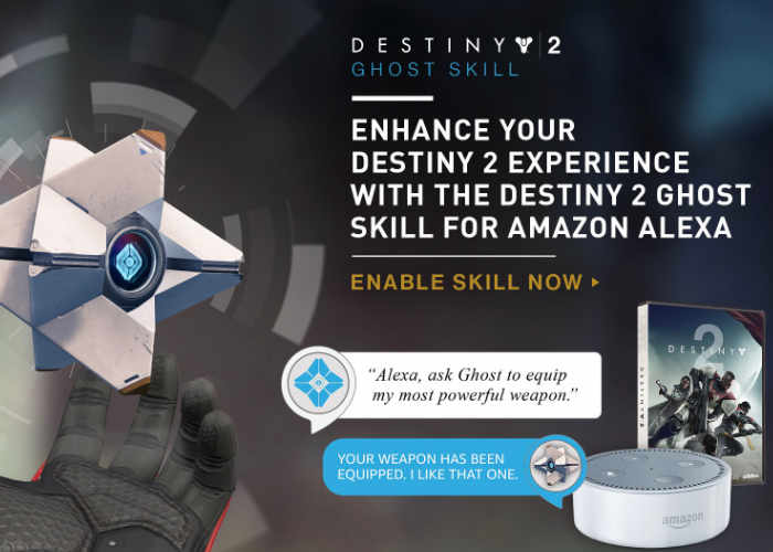 Destiny 2 Ghost